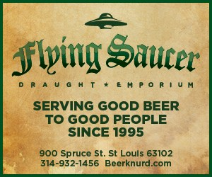 Flying Saucer St. Louis