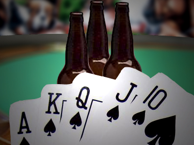 Beer and Poker