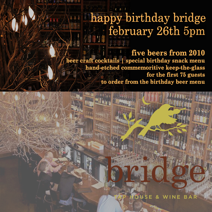bridge5thbirthday