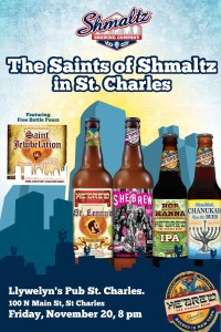 saints of shmaltz